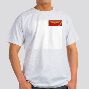 F-14 Tomcat VF-102 DIAMONDBAC Ash Grey T-Shirt