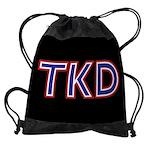 Taekwondo TKD Drawstring Bag