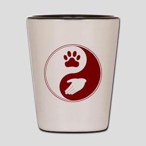 Universal Animal Rights Shot Glass