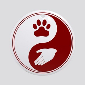 Universal Animal Rights Ornament (Round)