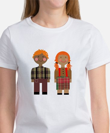 Ann and Andy 2 Women's T-Shirt