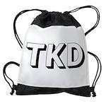 Tae Kwon Do TKD Drawstring Bag