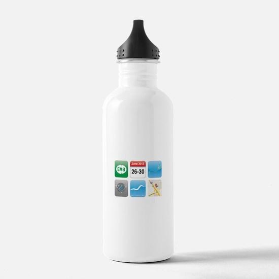 Worm Meeting 2013 Logo Water Bottle