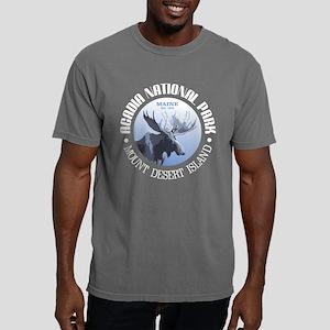 Acadia National Park (moose) Mens Comfort Colors S
