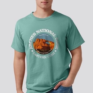 Arches National Park Mens Comfort Colors Shirt