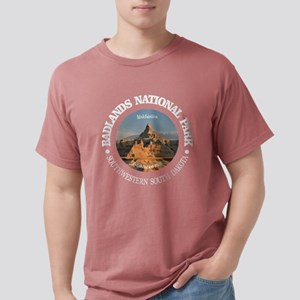 Badlands NP Mens Comfort Colors Shirt
