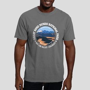 Great Sand Dunes NP Mens Comfort Colors Shirt