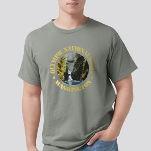 Olympic NP Mens Comfort Colors Shirt