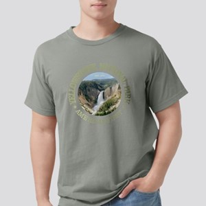 Yellowstone Np Mens Comfort Colors Shirt