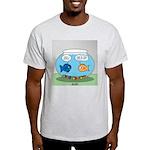 Fishbowl Divorce Light T-Shirt