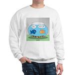 Fishbowl Divorce Sweatshirt
