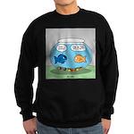 Fishbowl Divorce Sweatshirt (dark)