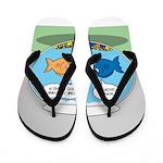 Fishbowl Divorce Flip Flops