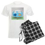 Fishbowl Divorce Men's Light Pajamas