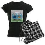 Fishbowl Divorce Women's Dark Pajamas