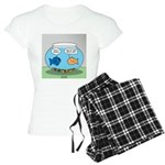 Fishbowl Divorce Women's Light Pajamas