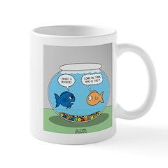 Fishbowl Divorce Mug
