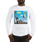Bungee Dining Long Sleeve T-Shirt