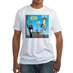 Bungee Dining Fitted T-Shirt
