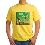 Bungee Dining Yellow T-Shirt