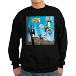 Bungee Dining Sweatshirt (dark)