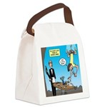 Bungee Dining Canvas Lunch Bag