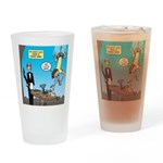 Bungee Dining Drinking Glass