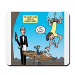 Bungee Dining Mousepad