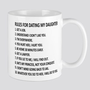 10 rules for dating my daughter text
