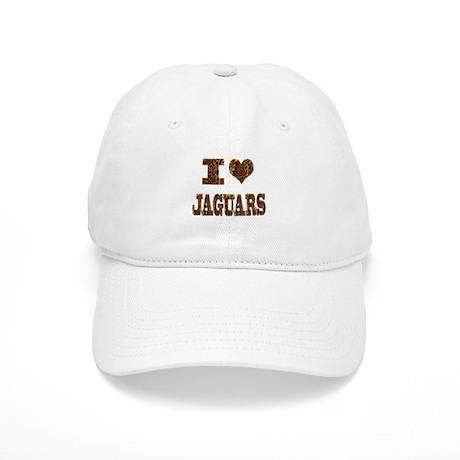 i love jaguars Cap
