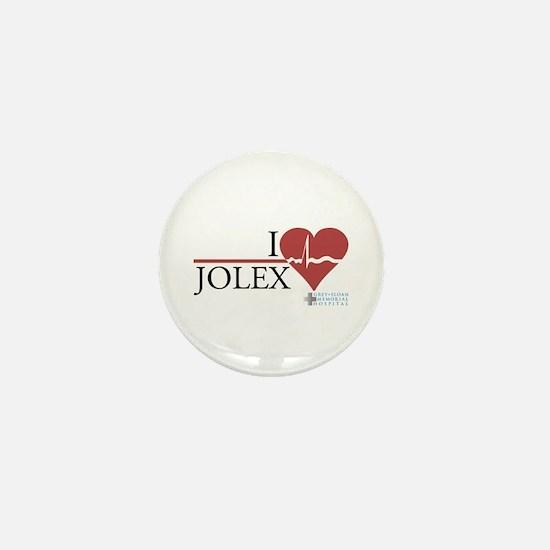 I Heart JOLEX - Grey's Anatomy Mini Button
