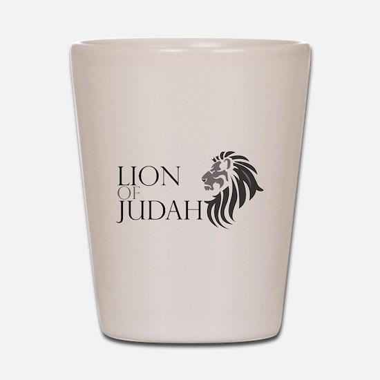 Lion of Judah Shot Glass