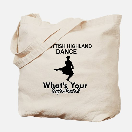 Scottish Highland is my Superpower Tote Bag