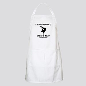 Hip Hop is my Superpower Apron