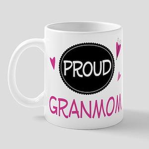 Proud Granmom Mug