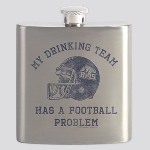 Blue Mountain State Drinking Team Flask
