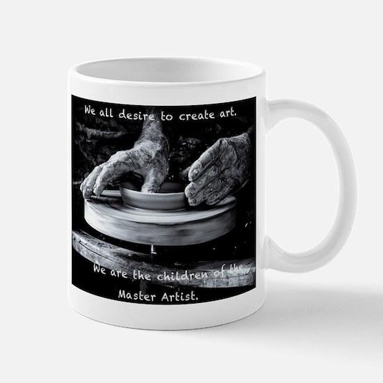Children of the Master Artist Mug