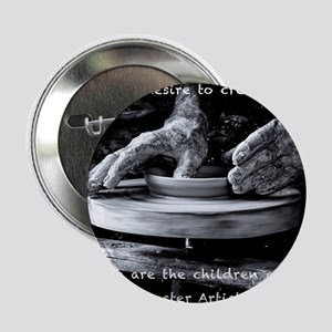 """Children of the Master Artist 2.25"""" Button"""