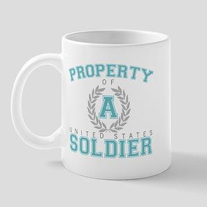 Property of a U.S. Soldier Mug