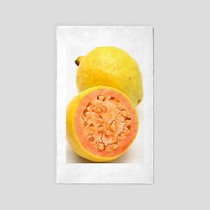 Guava fruits 3'x5' Area Rug