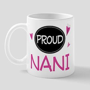 Proud Nani Mug