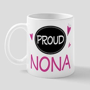 Proud Nona Mug