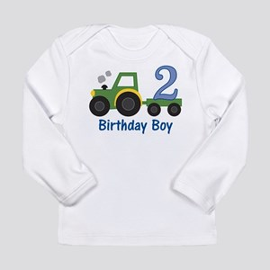 tractor2 Long Sleeve T-Shirt