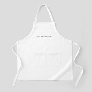 Sudo Make_Sandwich Apron