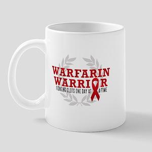 Warfarin Warrior Mug
