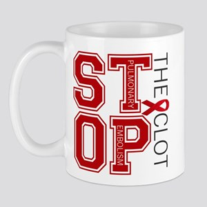 Stop the Clot Mug