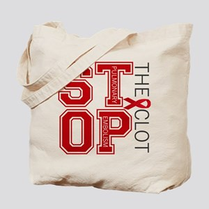 Stop the Clot Tote Bag