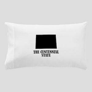 Colorado The Centennial State Pillow Case