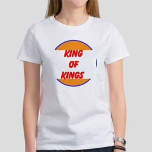 King of Kings Women's fitted t-shirt