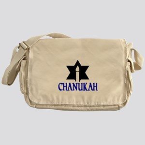 chanukah 1 Messenger Bag